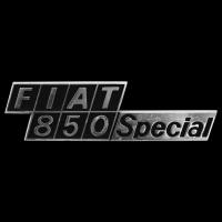 Logo FIAT 850 Special