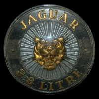 Logo Jaguar Mark 2 3.8 Litre (1959-1969)