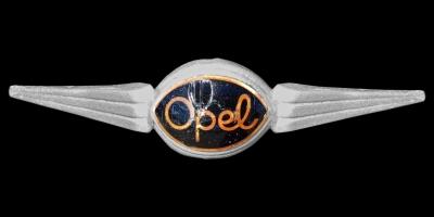 Logo OPEL Olympia (1935-1937)