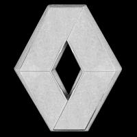 Logo Renault auf Twizy