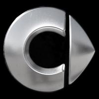 Logo smart ab 2012 auf Kühlergrill