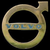 Logo Volvo 122 S Amazon