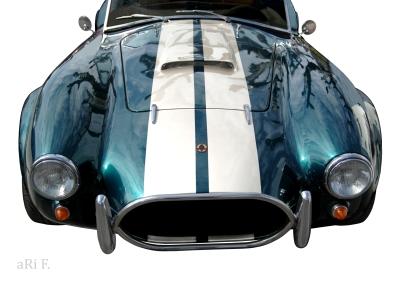 AC Cobra Mk IV (Originalfoto)