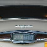 Jaguar Mark 2 Heckleuchte