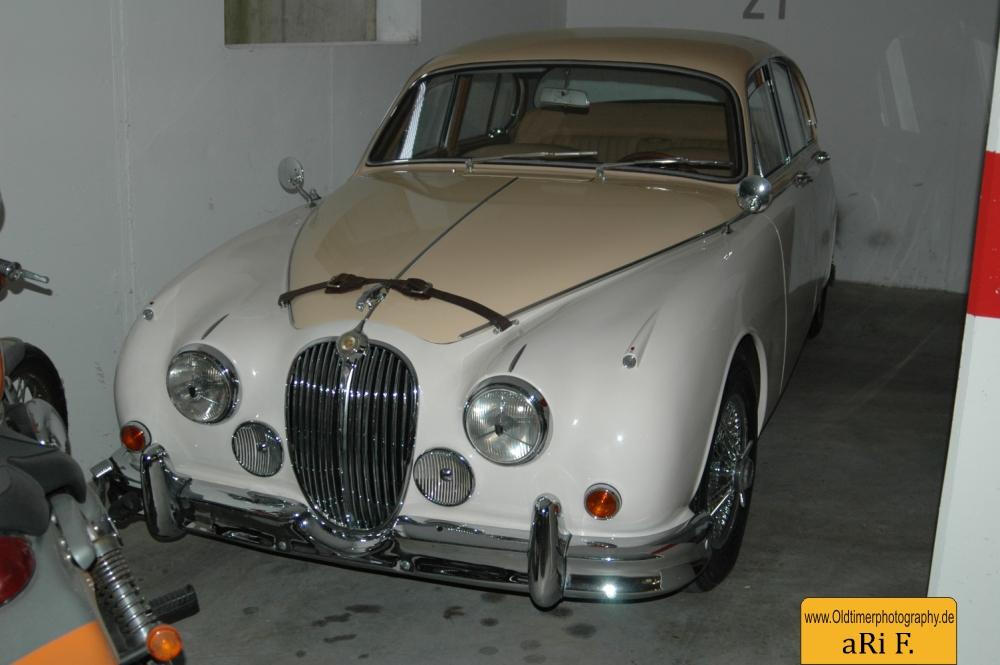 Jaguar Mark 2 3.8 Litre