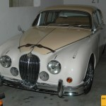 Jaguar Mark 2 3.8 Litre