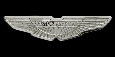 Logo Aston Martin Modell/Zeitraum unbekannt