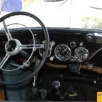 Mercedes-Benz Typ 170 D Armaturentafel mit reichlich Patina