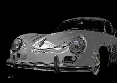 Porsche 356 Werbung 1961