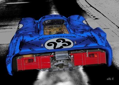 Porsche 917/20 (Die Sau)