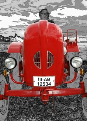 Porsche Junior Diesel, Typ F 108