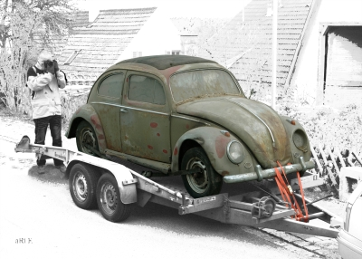 VW Käfer, Typ 11