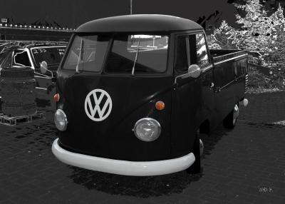VW Typ 2 T1 Pritschenwagen