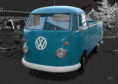 VW Typ 2 T1 Bulli Pritschenwagen