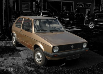 VW Golf 1 (Originalfarbe)
