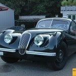 Jaguar XK 120 DHC (Drop Head Coupé)