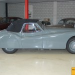 Jaguar XK 120 OTS (Open Two-Seater)