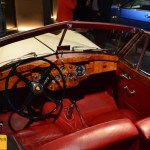 Jaguar XK 140 Interieur