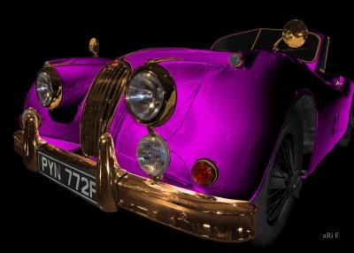Jaguar XK 140 for sale