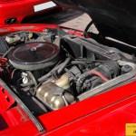 """Der Platz für den 5,4 Liter V8-Motor des """"Bitter CD"""""""