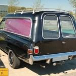 Opel Admiral, Leichenwagen