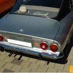 Opel Manta A, Heckansicht