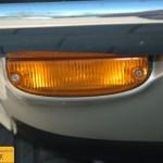 Opel Manta A, Blinker unten