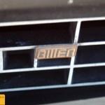 Bitter SC, Detail Kühlergrill