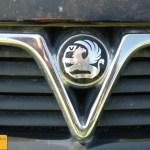 Opel Vauxhall, Detail Kühlergrill