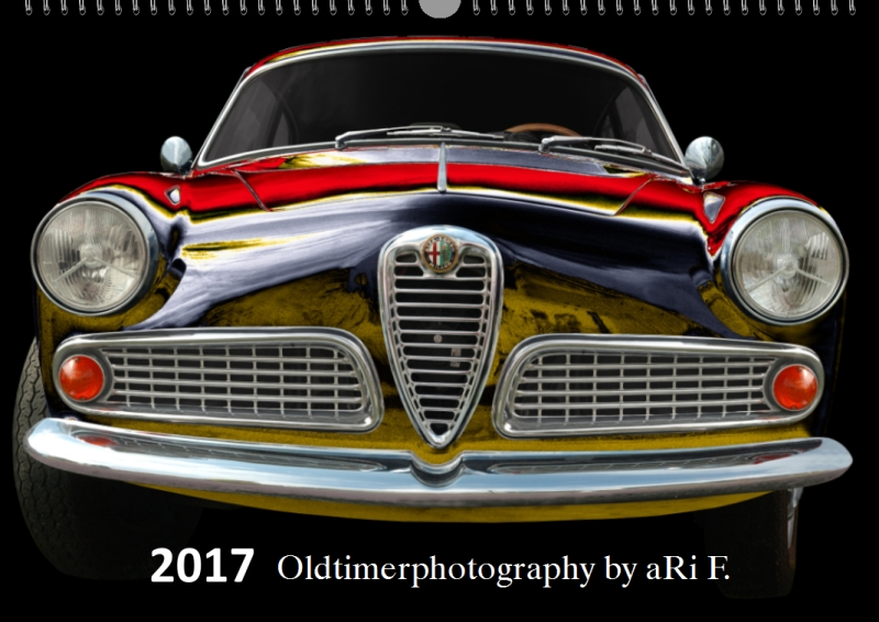 Oldtimerkalender 2017 Color