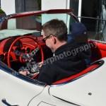 Chevrolet Corvette C1 Teilinnenansicht