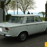 Fiat 1500 Side view