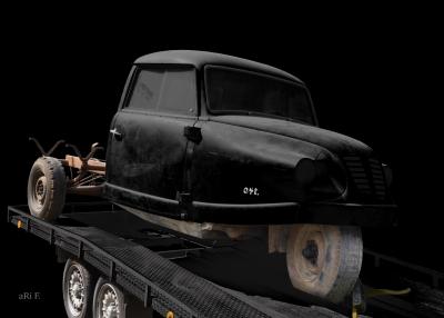 Goliath Goli Hochlader von Borgward