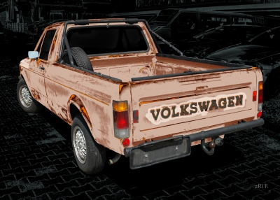 VW Caddy 1 Typ 14D technische Daten