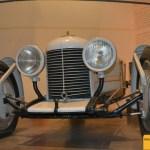Cattaneo Trossi (Baujahr 1934) Frontansicht, Höhe gesamt 80 cm