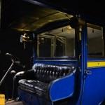 Marchand 12 HP, Fahrersitz aussen