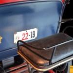 Prinetti & Stucchi 4 HP, auch den Schwiegermuttersitz gab es damals schon...