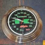 Kawasaki Uhr
