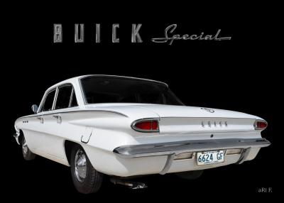 Buick Special 1961 - In USA Car of the Year 1962