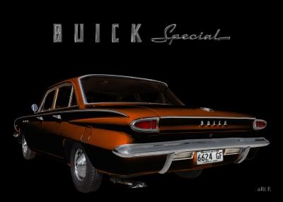 Buick Special DeLuxe 4-Door Sedan