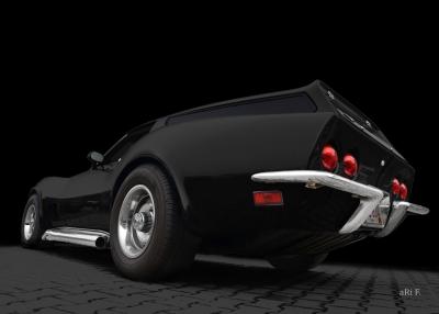 Corvette C3 from Eckler Automotive