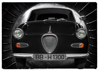 Goggomobil Coupé TS 250 Poster