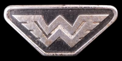 Logo Wanderer auf Motorrad 98 Baujahr 1940