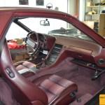 Porsche 928 GT, Interieur