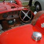 Ronart Jaguar W152 Interieur