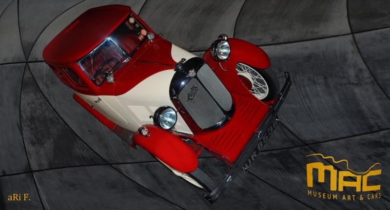 MAC Museum Art & Cars Farbe | Form | Geschwindigkeit 28.10.2016 bis 28.05.2017