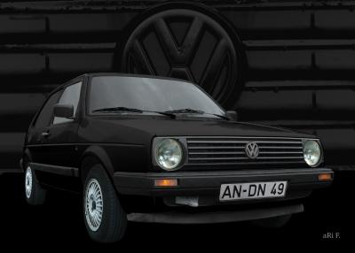 VW Golf 2 Oldtimer kaufen