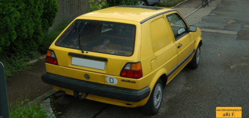 Volkswagen Post-Golf 2
