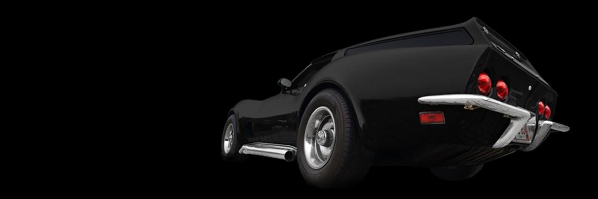 Eckler Corvette C3 by aRi F., Langenargen