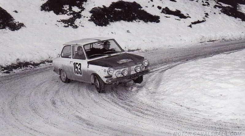 1968 Monte Carlo mit DAF 44